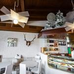Madonna di Campiglio summer Chalet Fiat cafe