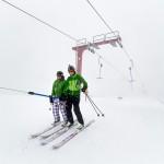 Olos hiihtokeskus hiihtohissit