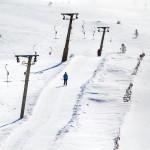 Pallas hiihtokeskus hissit