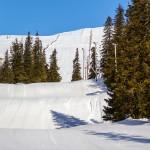 Pallas hiihtokeskus rinteet