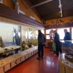 Pallas luontokeskus näyttely