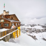 Sestriere Italia restaurant slopes