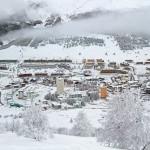 Sestriere alppikylä hiihtokeskus