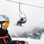 Sestriere Italia hiihtokeskus laskettelu