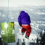 Åre laskettelukeskus hiihtokeskus parkki lumilautailu