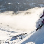 Åre offari puuteri laskettelukeskus hiihtokeskus