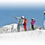 Dolomiitit laskettelu Alpit