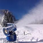 Dolomiitit lumitykki Val Gardena