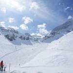 Garmisch partenkirchen hiihtokeskus laskettelukeskus rinteet