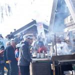 Geilo barbeque kikutroa grilli after ski