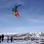 Geilo parkki snow park hyppyri hiihtokeskus