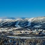 Geilo rinteet laskettelukeskus hiihtokeskus