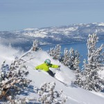 Heavenly laskettelu takamaasto offarit off-piste
