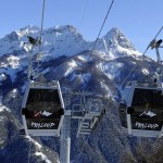 Pra Loup Molanes gondolihissi hiihtohissi laskettelukeskus hiihtokeskus