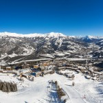Pra Loup ala-asema laskettelukeskus hiihtokeskus 1600