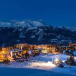 Pra Loup hiihtokyla alppikylä majoitus after ski
