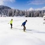 Seefeld hiihtokeskus laskettelukeskus maastohiihto ladut latuverkosto