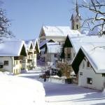 Seefeld hiihtokeskus laskettelukeskus reith kylä alppikylä