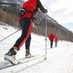 Sierre-anniviers hiihto ladut hiihtokeskus
