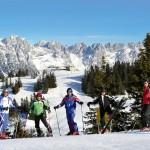 Skiwelt wilder kaiser-Brixental laskettelu alpit