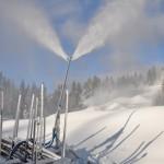 Vemdalen lumitykki lumetus keinolumi hiihtokeskus