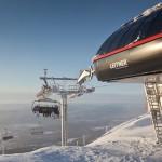 Vemdalen tuolihissi hiihtohissi laskettelukeskus hiihtokeskus