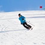Himos hiihtokeskus laskettelu