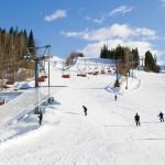 Himos hiihtokeskus Pohjois-Himos