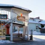 Himos hiihtokeskus Himos Areena hotelli