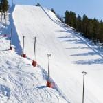 Himos hiihtokeskus rinne