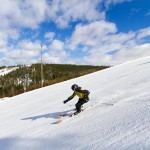 Himos hiihtokeskus rinteet