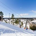 Himos hiihtokeskus hissit