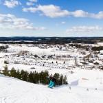 Himos hiihtokeskus musta-rinne