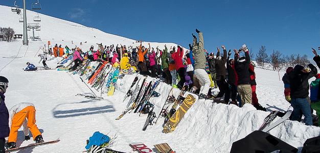 Vuodesta 1997 asti järjestetty Hupellus Snowfestivals kerää yhteen opiskelijahenkiset laskettelijat ja lumilautailijat. Tiedossa on monipuolisesti laskemista, kisailua ja hauskaa yhdessäoloa.
