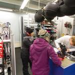 Koli hiihtokeskus vuokraamo