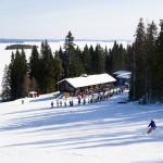 Koli hiihtokeskus laskettelukeskus