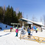 Koli hiihtokeskus ankkurihissi