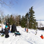 Koli hiihtokeskus Ipatti piknik