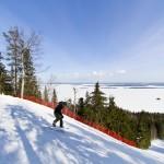 Koli hiihtokeskus Ipatti lautailu