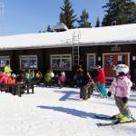 Koli hiihtokeskus lapset