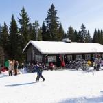 Koli hiihtokeskus ala-asema