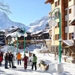 Les 2 Alpes village