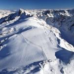 Les 2 Alpes glacier top