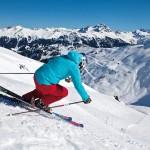 montafon hiihtokeskus laskettelu