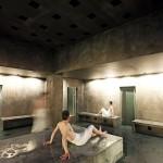Arosa Lenzerheide after ski kylpylä sauna majoitus