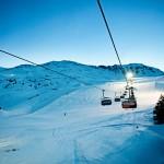 Arosa Lenzerheide hiihtohissi gondolihissi hiihtokeskus laskettelukeskus