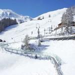 Arosa Lenzerheide hiihtokeskus laskettelukeskus rinteet hiihtohissi