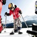 Arosa Lenzerheide lapset laskettelu hiihtokeskus laskettelukeskus