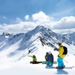 Arosa Lenzerheide laskettelu Alpit offari off-piste
