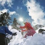 Arosa Lenzerheide lumi hiihtokeskus laskettelukeskus